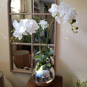 Silk Flower House