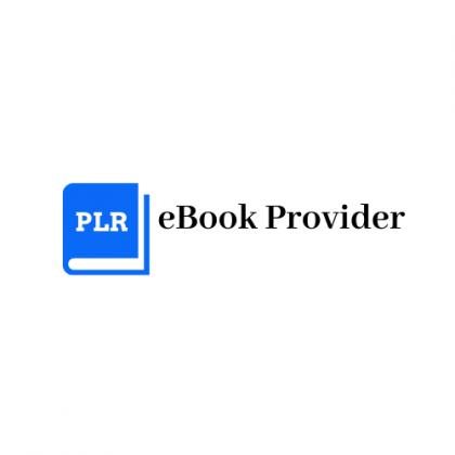 PLR eBook Provider (eBooks with Resell Rights)