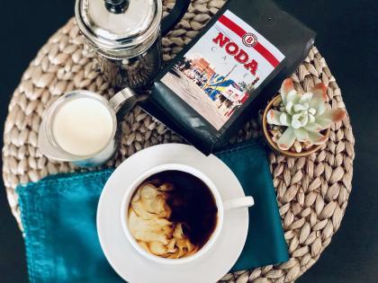 BoCo Coffee Roasters NODA Cafe
