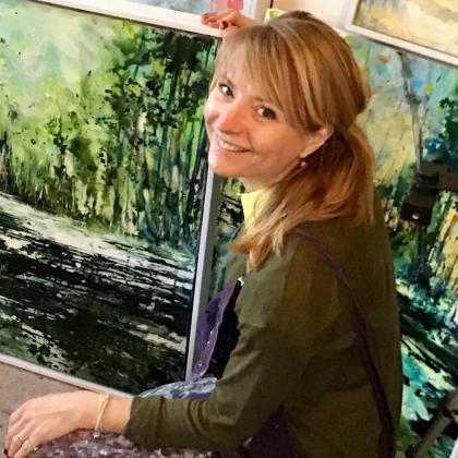 Melanie Cormack-Hicks Fine Artist