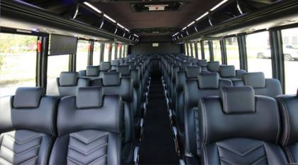 Corporate bus charters rental mesa