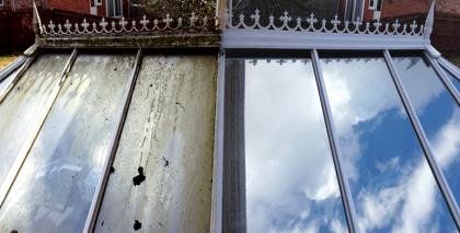 Be-clean window cleaning