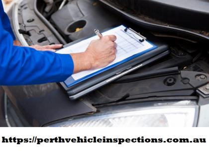 Vehicle Inspection Perth