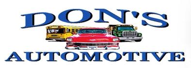Don's Automotive
