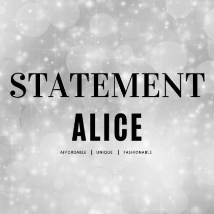Statement Alice