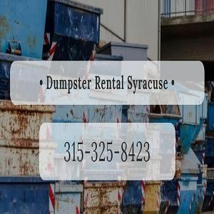 Dumpster Rental Syracuse
