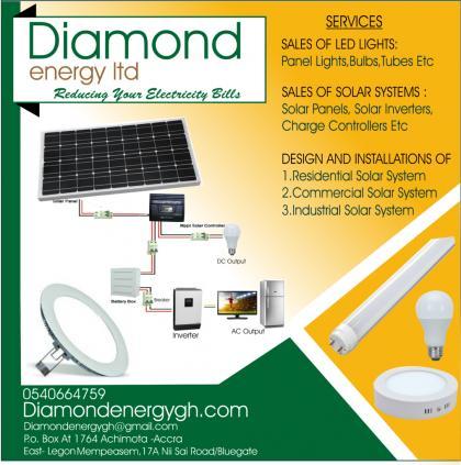 Diamond Energy Ltd