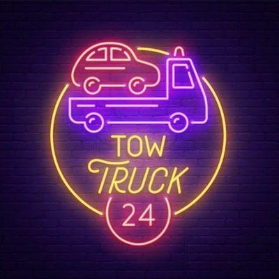 24 Hour Towing of Greenville