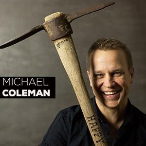 Actor Michael Coleman