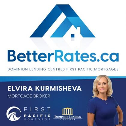 Mortgage Broker Elvira Kurmisheva - Dominion Lending Centres