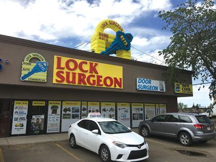 Lock Surgeon