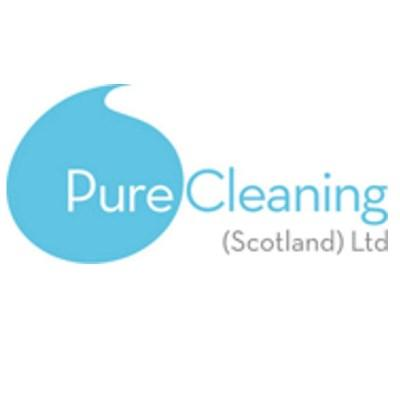 Pure Cleaning Scotland logo