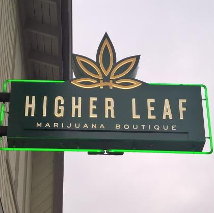 Higher Leaf Marijuana Kirkland