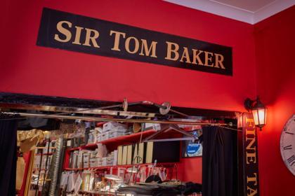 Sir Tom Baker