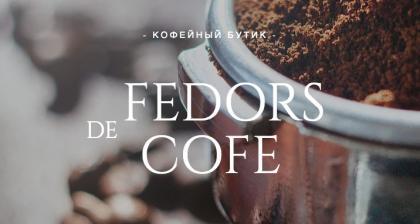 FEDORS DE COFE