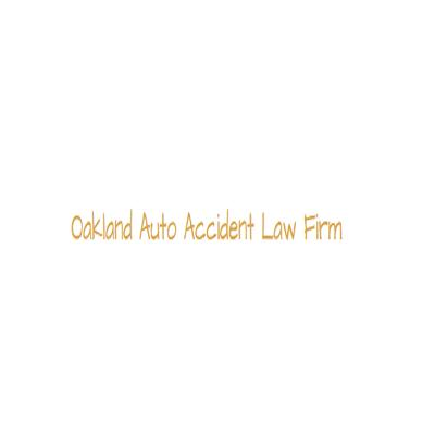 Oakland Auto Accident Law Firm