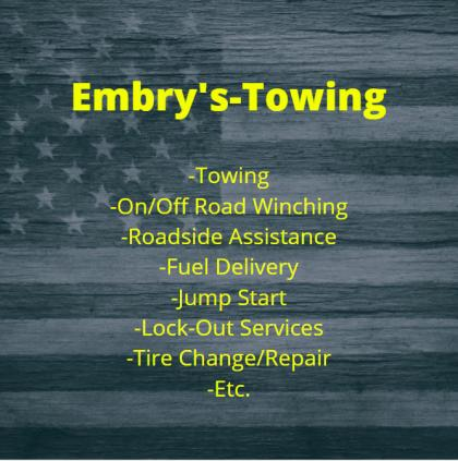 Embry's Towing