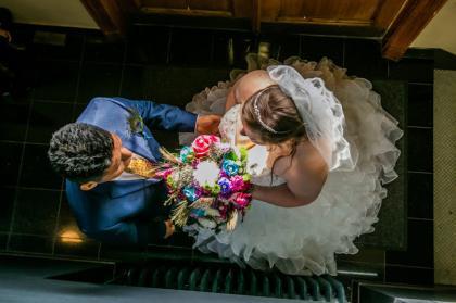 City Hall Wedding Photographer New York