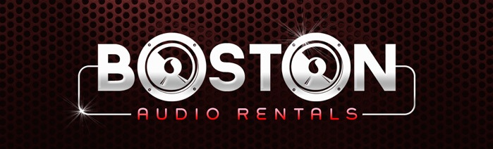 Boston audio rentals