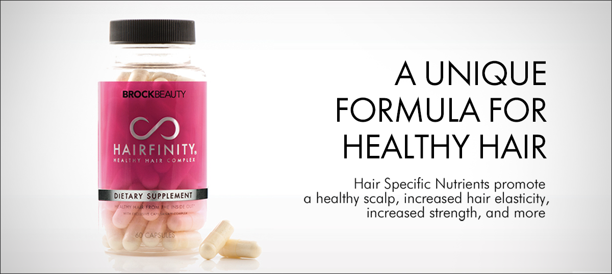 Hairfinity Healthy Hair Vitamins - A Unique Formula for Faster Growth. Get Ready for Healthier, Longer, Stronger, Hair.