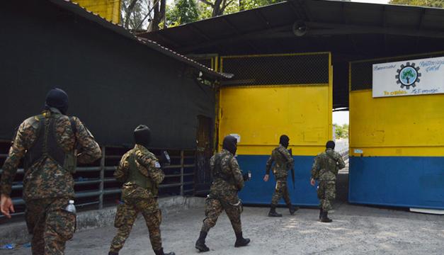 Soldados-Centros-Penales