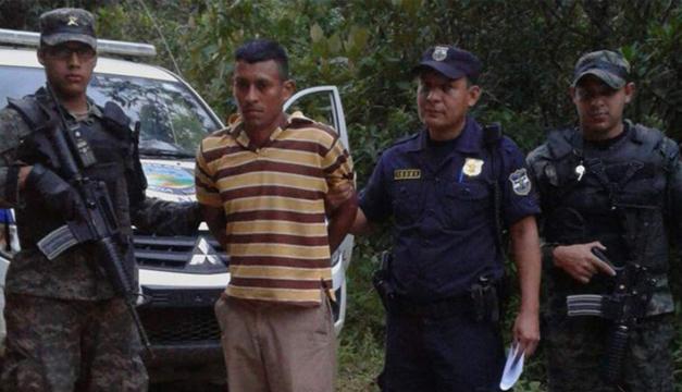 Salvadoreno-Capturado-Honduras