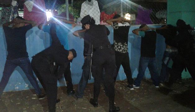 Detenciones-Carnaval
