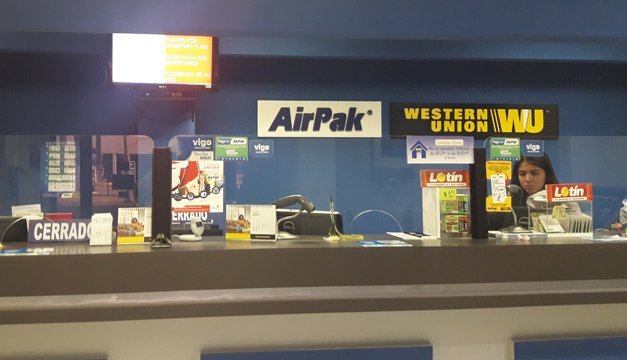 AirPak Western Union