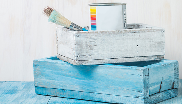 Ideas Prácticas Para Decorar Tu Casa Con Cajas De Madera