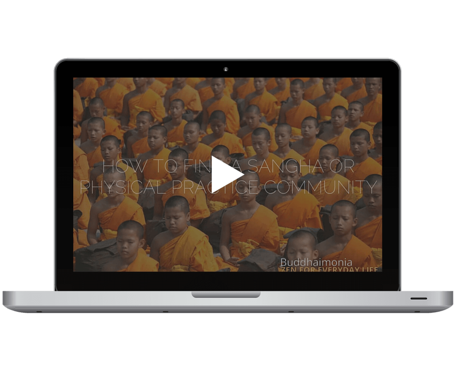 How to Find a Sangha or Physical Practice Community Video Image (1)