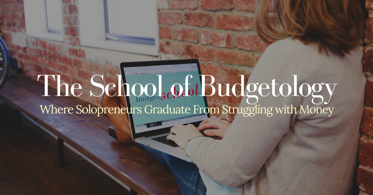 Enroll | The School of Budgetology | Budget School