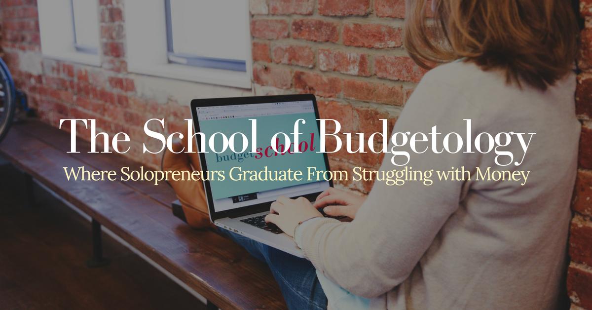Enroll | The School of Budgetology | Budget School