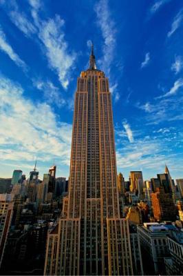 Whole building retrofit, The Empire State Building