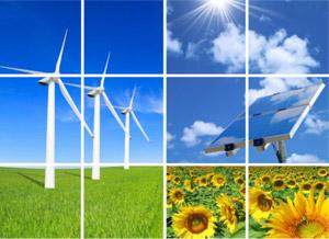 Renewable Energy Advantages - Wind turbines, Solar PV