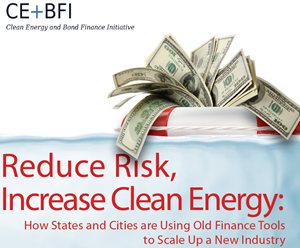 Old finance models can breathe new life into clean-energy market