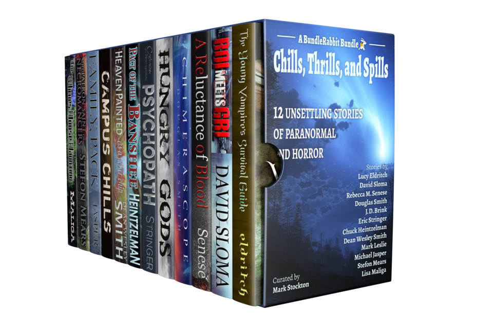 The Chills, Thrills and Spills Bundle
