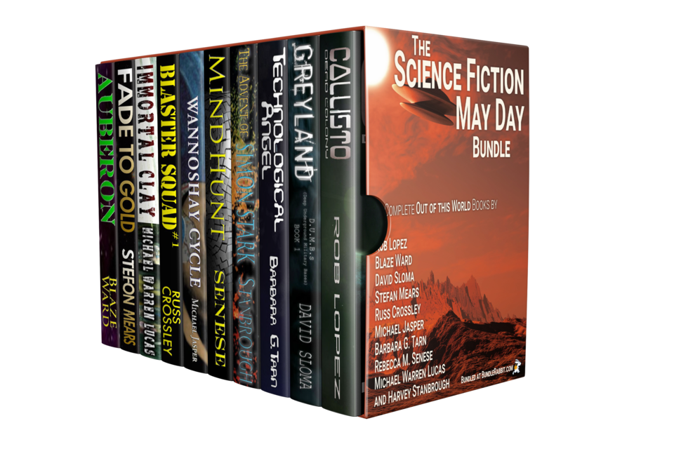 The Science Fiction May Day Bundle
