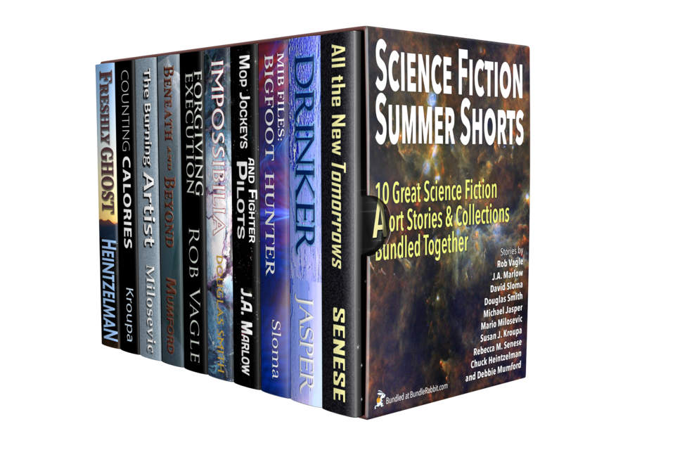 The Science Fiction Summer Shorts Bundle