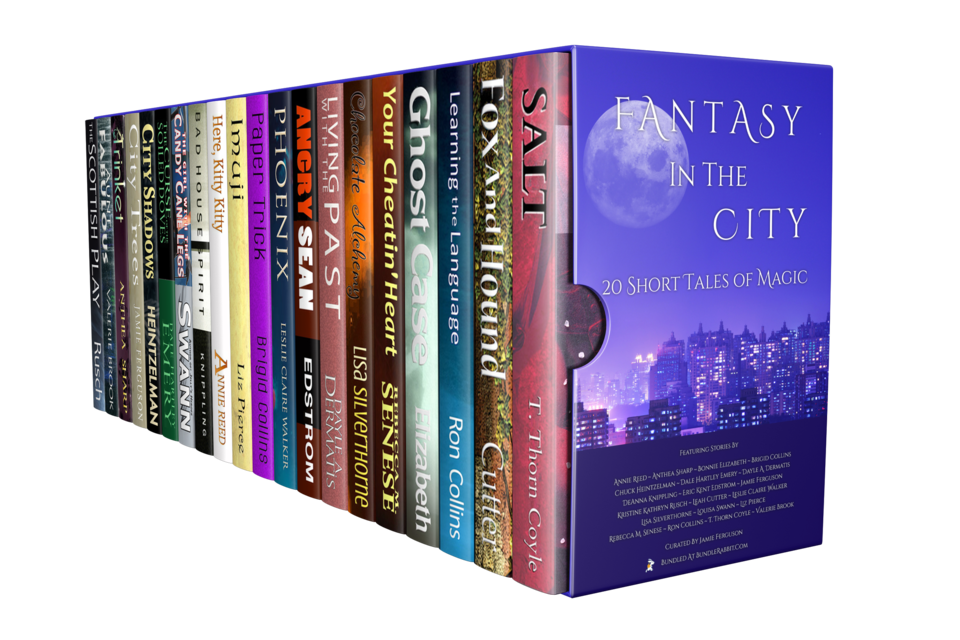 The Fantasy in the City Bundle