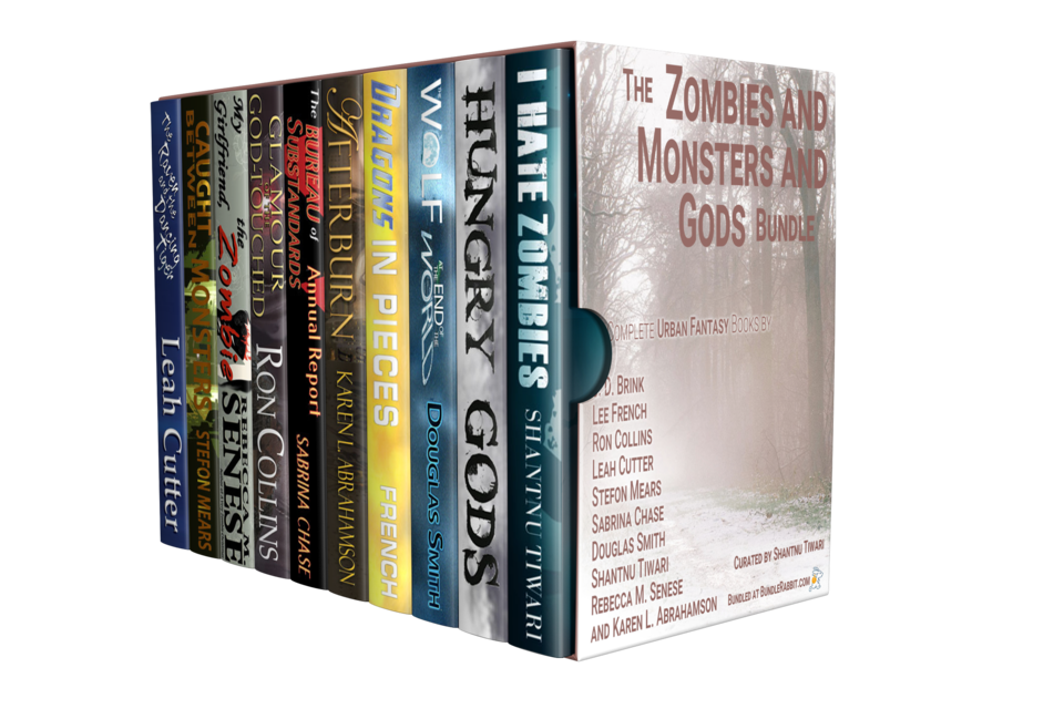 The Zombies and Monsters and Gods Bundle