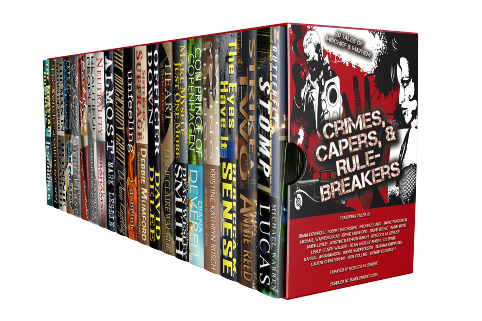 The Crimes, Capers, & Rule-Breakers Bundle