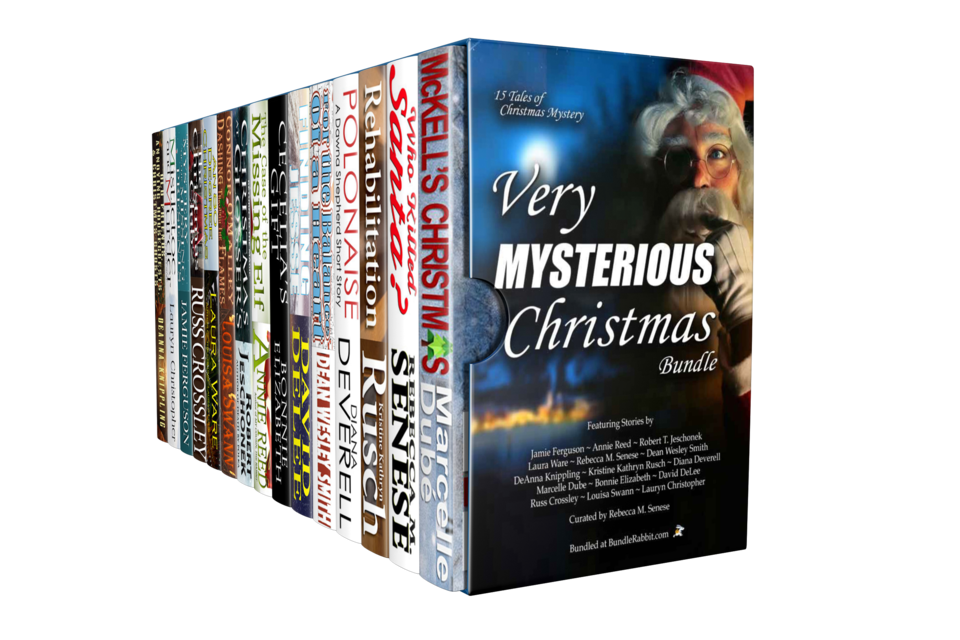 The Very Mysterious Christmas Bundle