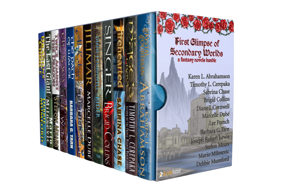 The First Glimpse of Fantasy Secondary Worlds Bundle