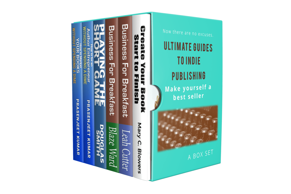 The Ultimate Guides to Indie Publishing Bundle