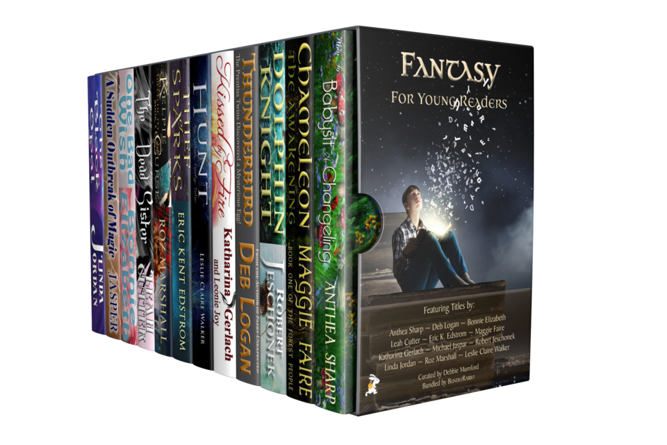 The Fantasy for Young Readers Bundle