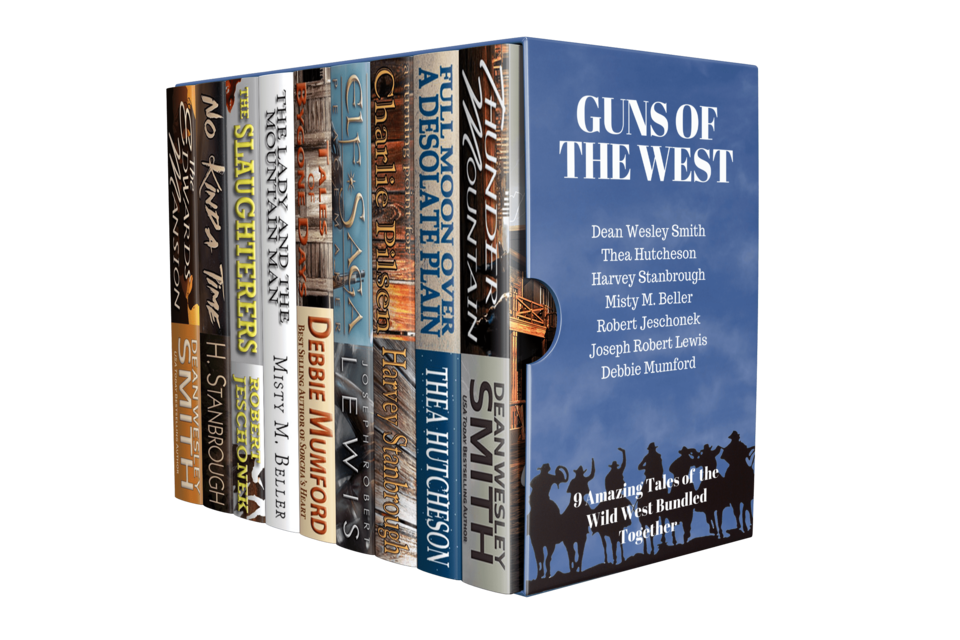 The Guns Of The West Bundle