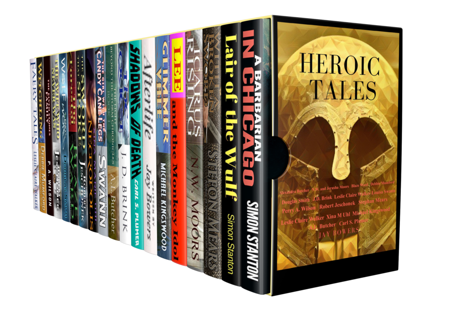 The Heroic Tales Bundle