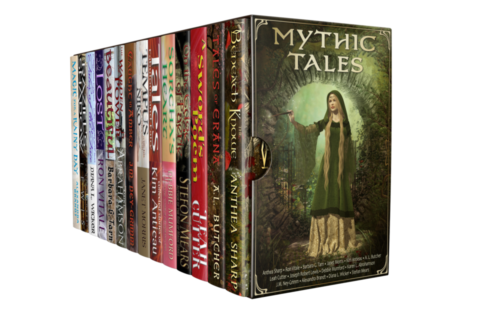 The Mythic Tales Bundle