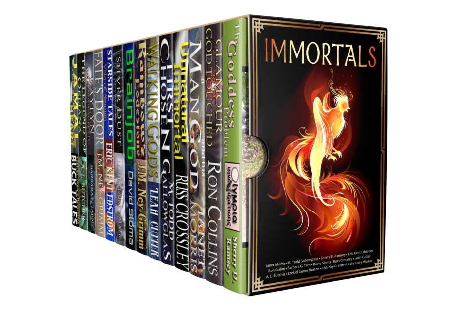 The Immortals Bundle