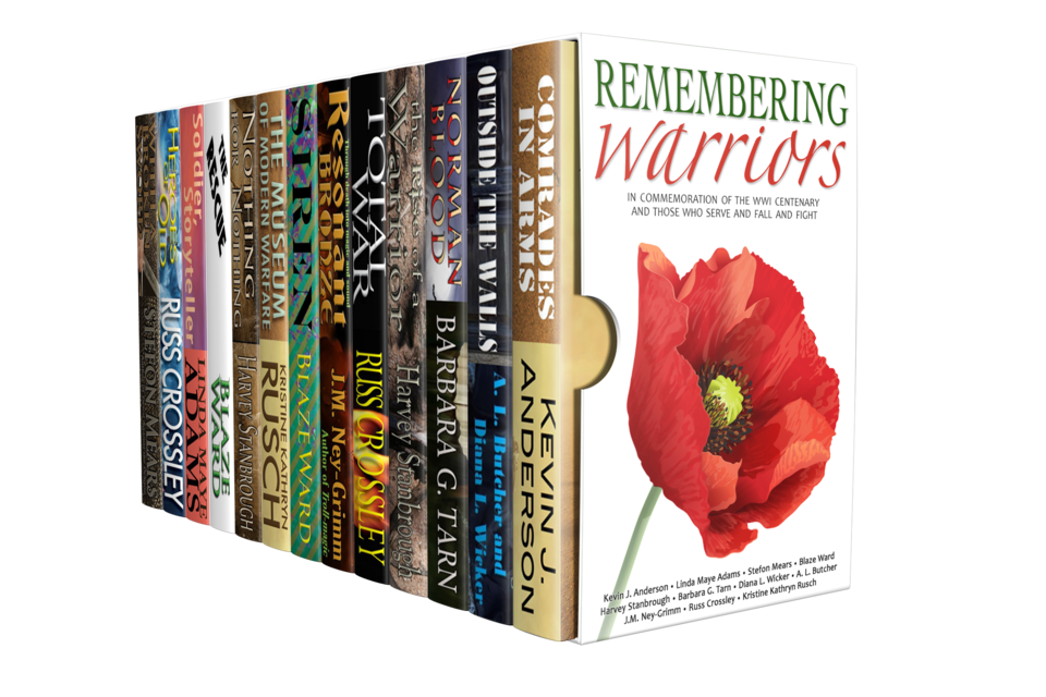 The Remembering Warriors Bundle